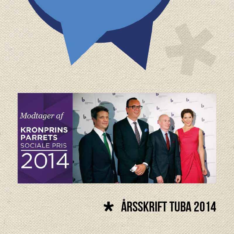 Årsskrift TUBA 2014