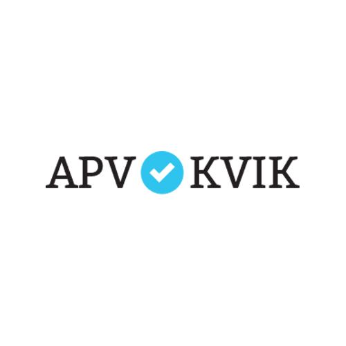 APV KVIK logo