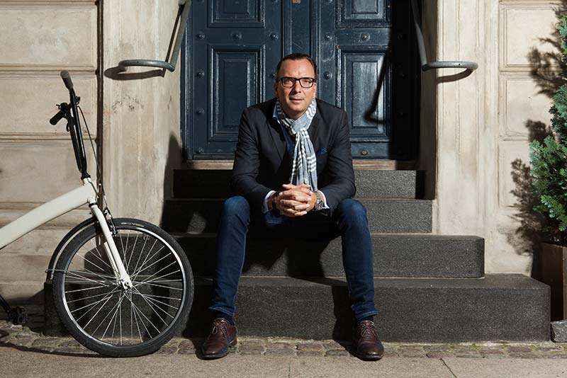 Henrik Appel, landsleder i TUBA.