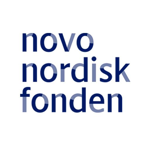 Novo Nordisk Fonden logo
